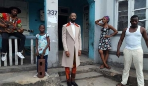 """Ric Hassani - """"Gentleman"""" (prod. by Doron Clinto)"""